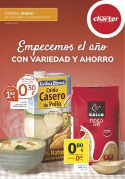 Catálogo Supermercados Charter ( Caducado)