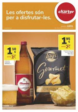 Catálogo Supermercados Charter ( 14 días más)