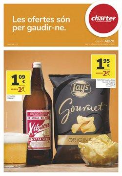 Ofertas de Supermercados Charter en el catálogo de Supermercados Charter ( Caducado)