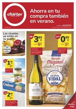 Ofertas de Supermercados Charter en el catálogo de Supermercados Charter ( 25 días más)