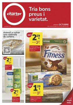 Catálogo Supermercados Charter ( 11 días más)
