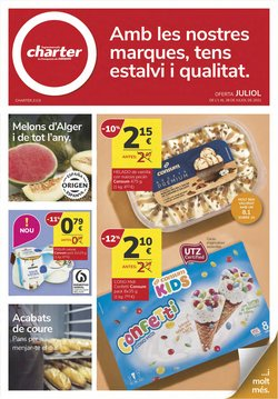 Catálogo Supermercados Charter ( 4 días más)