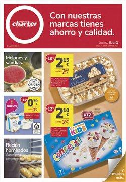 Catálogo Supermercados Charter ( 2 días más)
