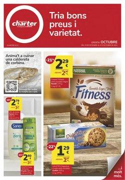 Catálogo Supermercados Charter ( 6 días más)