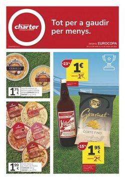 Catálogo Supermercados Charter ( 18 días más)
