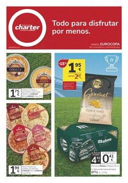 Ofertas de Supermercados Charter en el catálogo de Supermercados Charter ( 21 días más)