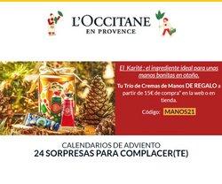 Ofertas de L'Occitane en el catálogo de L'Occitane ( Más de un mes)