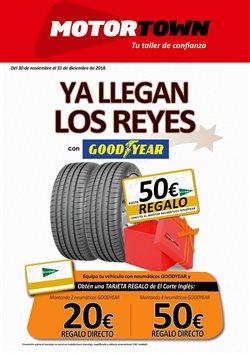 Ofertas de MotorTown  en el folleto de Madrid