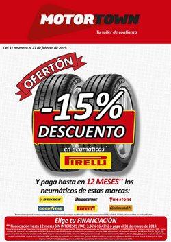 Ofertas de MotorTown  en el folleto de Sevilla
