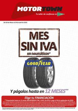 Ofertas de MotorTown  en el folleto de Barcelona