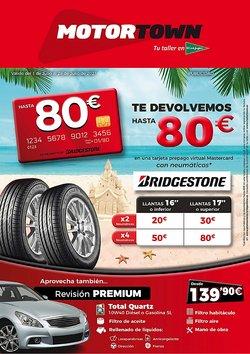 Ofertas de Bridgestone en el catálogo de MotorTown ( Caduca mañana)