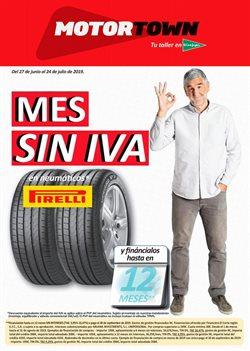 Ofertas de MotorTown  en el folleto de Murcia