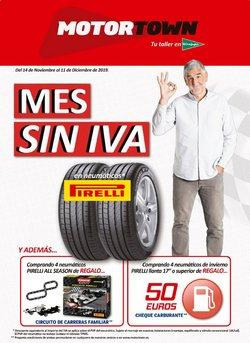 Ofertas de MotorTown  en el folleto de Sant Cugat del Vallès