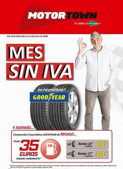 Ofertas de MotorTown  en el folleto de Alcobendas