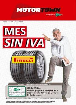 Ofertas de MotorTown  en el folleto de Pinto