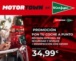 Ofertas de MotorTown en el catálogo de MotorTown ( Caduca hoy)
