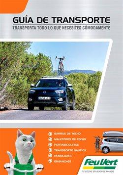 Ofertas de Coche, moto y recambios  en el folleto de Feu Vert en Leganés