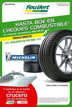 Ofertas de Neumáticos  en el folleto de Feu Vert en Las Rozas
