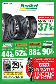 Catálogos de ofertas Feu Vert en Madrid