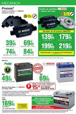 Ofertas de Bosch  en el folleto de Feu Vert en Madrid