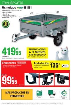 Ofertas de Caravana  en el folleto de Feu Vert en Madrid