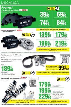 Ofertas de Amortiguadores  en el folleto de Feu Vert en Madrid