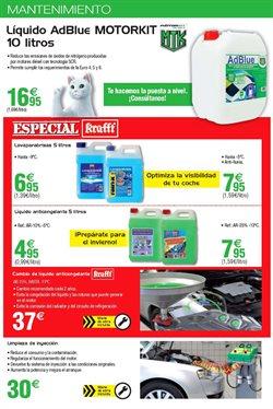 Ofertas de Krafft  en el folleto de Feu Vert en Madrid