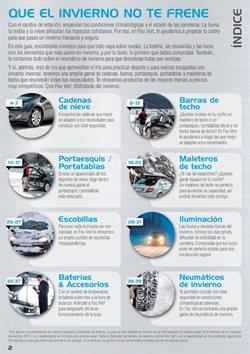 Ofertas de Neumáticos  en el folleto de Feu Vert en Valencia