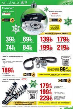 Ofertas de Pastillas de freno  en el folleto de Feu Vert en Madrid