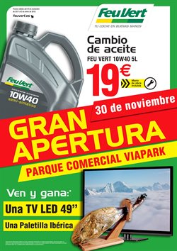 Ofertas de Feu Vert  en el folleto de Huércal de Almería