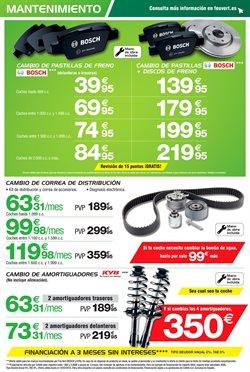 Ofertas de Bosch  en el folleto de Feu Vert en Zaragoza