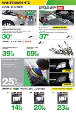 Ofertas de Luces de coche  en el folleto de Feu Vert en Madrid