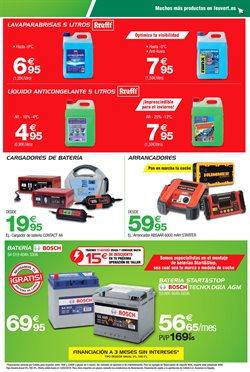 Ofertas de Batería de coche  en el folleto de Feu Vert en León