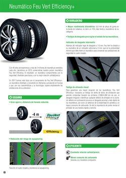 Ofertas de Pirelli  en el folleto de Feu Vert en Madrid