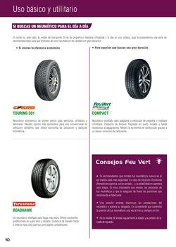 Ofertas de Firestone  en el folleto de Feu Vert en Madrid