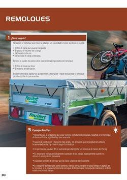 Ofertas de Remolque  en el folleto de Feu Vert en Madrid