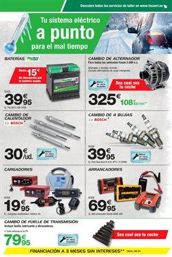 Ofertas de Batería de coche  en el folleto de Feu Vert en Madrid