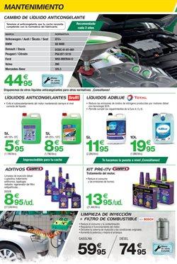 Ofertas de Aditivos  en el folleto de Feu Vert en Sevilla