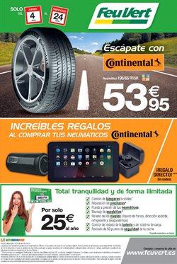 Ofertas de Feu Vert  en el folleto de Barcelona