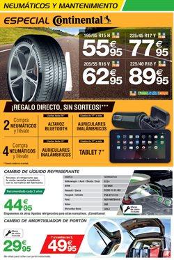 Ofertas de Aceites y líquidos  en el folleto de Feu Vert en Chiclana de la Frontera