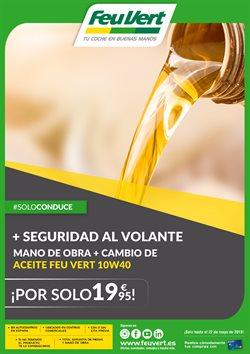 Ofertas de Feu Vert  en el folleto de Leganés