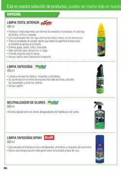 Ofertas de Limpieza del coche en Feu Vert