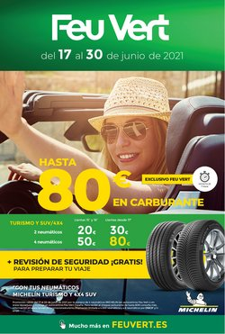 Catálogo Feu Vert ( Publicado ayer)
