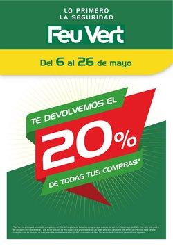 Catálogo Feu Vert ( 8 días más)