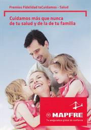 Premios Fidelidad teCuidamos - Salud