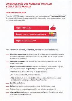 Ofertas de Financiación  en el folleto de MAPFRE en San Bartolomé de Tirajana