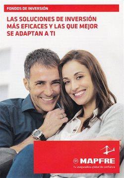 Ofertas de Bancos y seguros  en el folleto de MAPFRE en Ávila