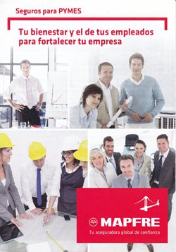 Ofertas de Bancos y seguros  en el folleto de MAPFRE en Rivas-Vaciamadrid
