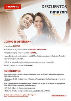Ofertas de Bancos y seguros  en el folleto de MAPFRE en Calella