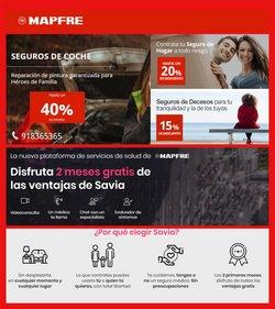 Ofertas de Bancos y Seguros en el catálogo de MAPFRE en Igualada ( 4 días más )